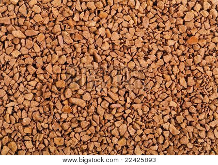 instant  coffee background