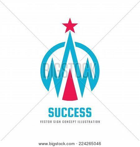Success Vector Logo Vector Photo Free Trial Bigstock