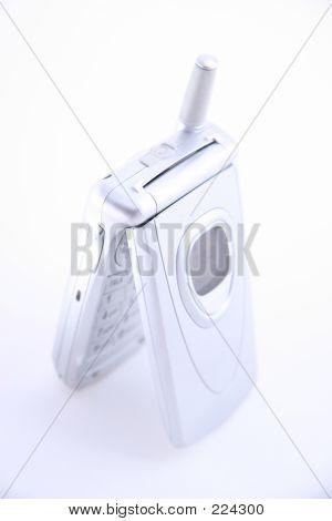 Upright Cellular Phone