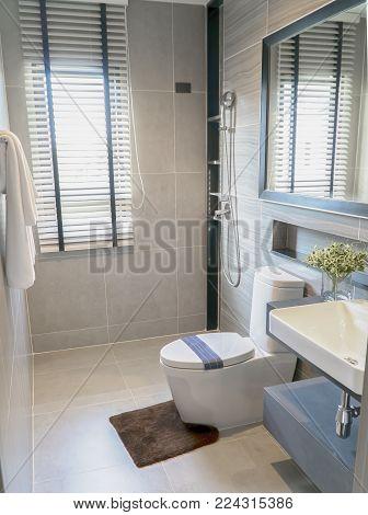 Design Restroom And Sanitary Ware For Elder.