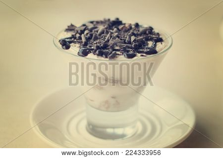Tiramisu - a classical and tasty  dessert