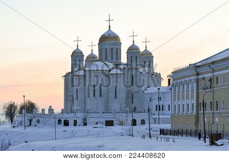 Assumption Cathedral - Vladimir, Russia