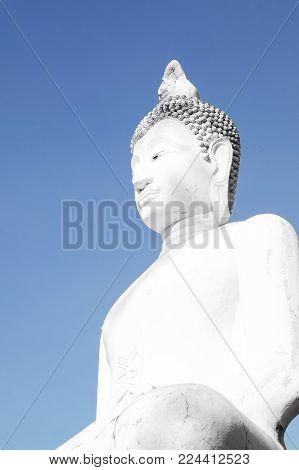 Worship of Thailand,Buddha statue,History of Thailand,Buddha statue Temple of Ayutthaya Province. Ayutthaya Historical Park, Thailand