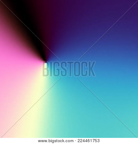 Soft blending abstract gradient background vector. Blur smooth background.