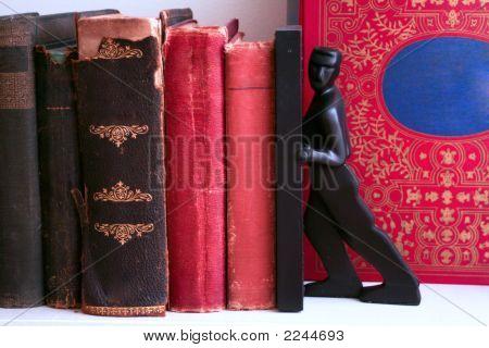 Red And Black Books