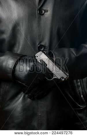 Bandit With Pistol
