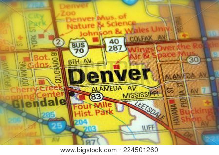 Denver, officially the City and County of Denver, is the capital of the U.S. state of Colorado.