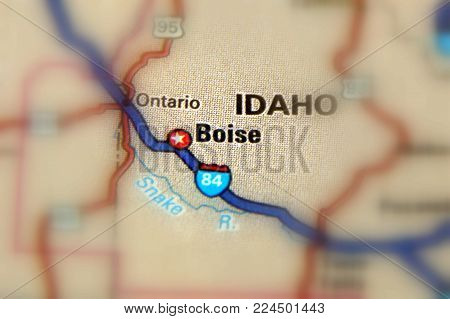 Boise, is the capital city of the U.S. state of Idaho.