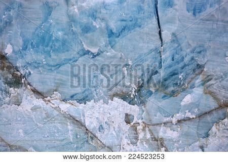 Arctic glacier background - Franz Josef Land