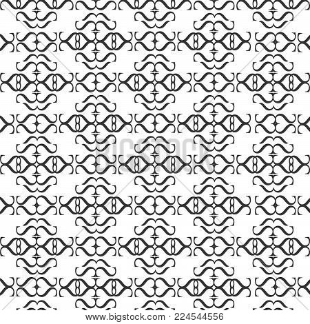 Abstract Tribal ethnic Pattern. African Lines Pattern. Seamless Ethnic Pattern with Lines. Colorful Pattern. Vector Pattern Set. Stripes Pattern. Vector Seamless Pattern.EPS 8,EPS 10