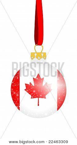 Christmas ball - Canada