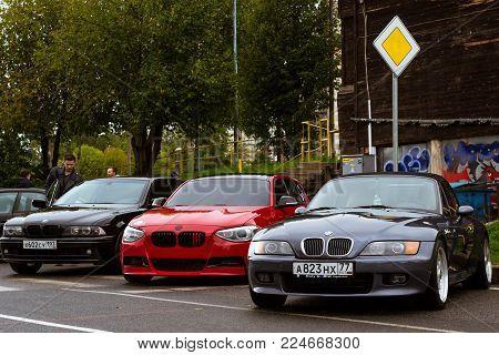 Cars Bmw 5, 3, 6, X3, X5, X6 Series, German