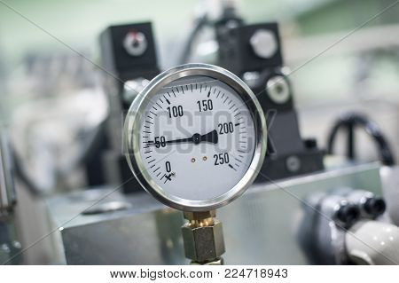 System Measure Indicator For Monitoring Condition