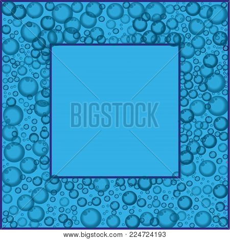 Soap Bubble Border