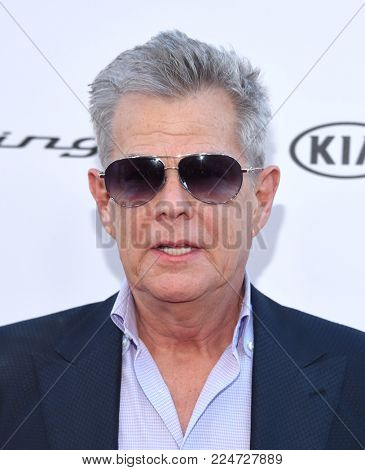 LOS ANGELES - JAN 28:  David Foster arrives for Steven Tyler 1st Annual Janies Fund Gala 2018 on January 28, 2018 in Hollywood, CA