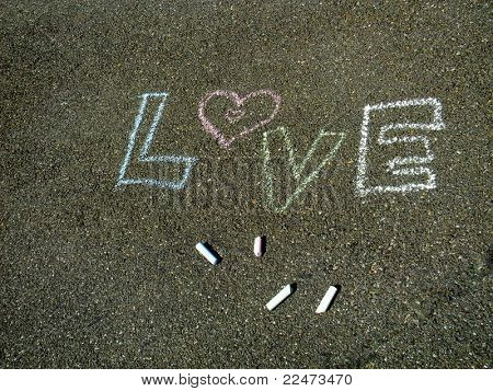 Love in Chalk