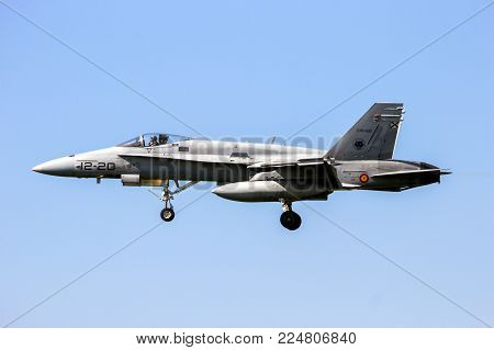 Boeing F-18 Hornet Fighter Jet Aircraft