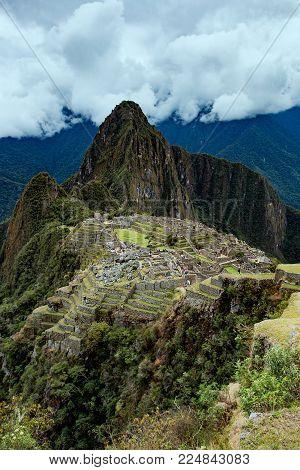 Machu Picchu, Peru, Inca