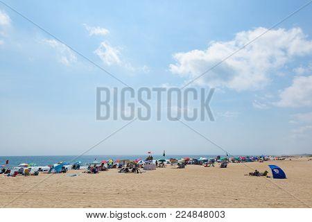 Ocean Grove New Jersey Beach