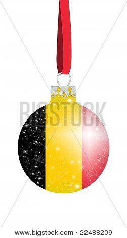 Christmas ball - Belgium