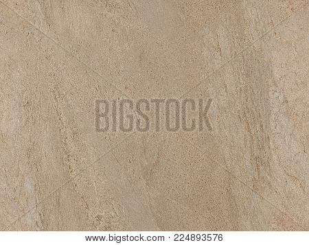 Natural sand color beige seamless stone texture venetian plaster background. Sand beige venetian plaster stone texture grain pattern. Beige seamless grunge sand stone background texture surface