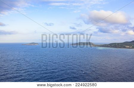 Tagomago island or Illa de Tagomago is a private island off the east coast of Ibiza, Spain. It has a small tourist facility within which politicians and celebrities frequently visit.