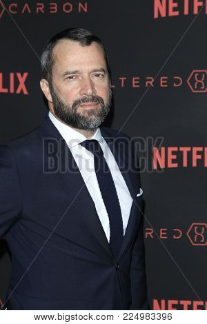 LOS ANGELES - FEB 1:  James Purefoy at the
