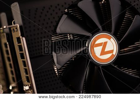 ZClassic Cryptocurrency Mining Using Graphic Cards GPU