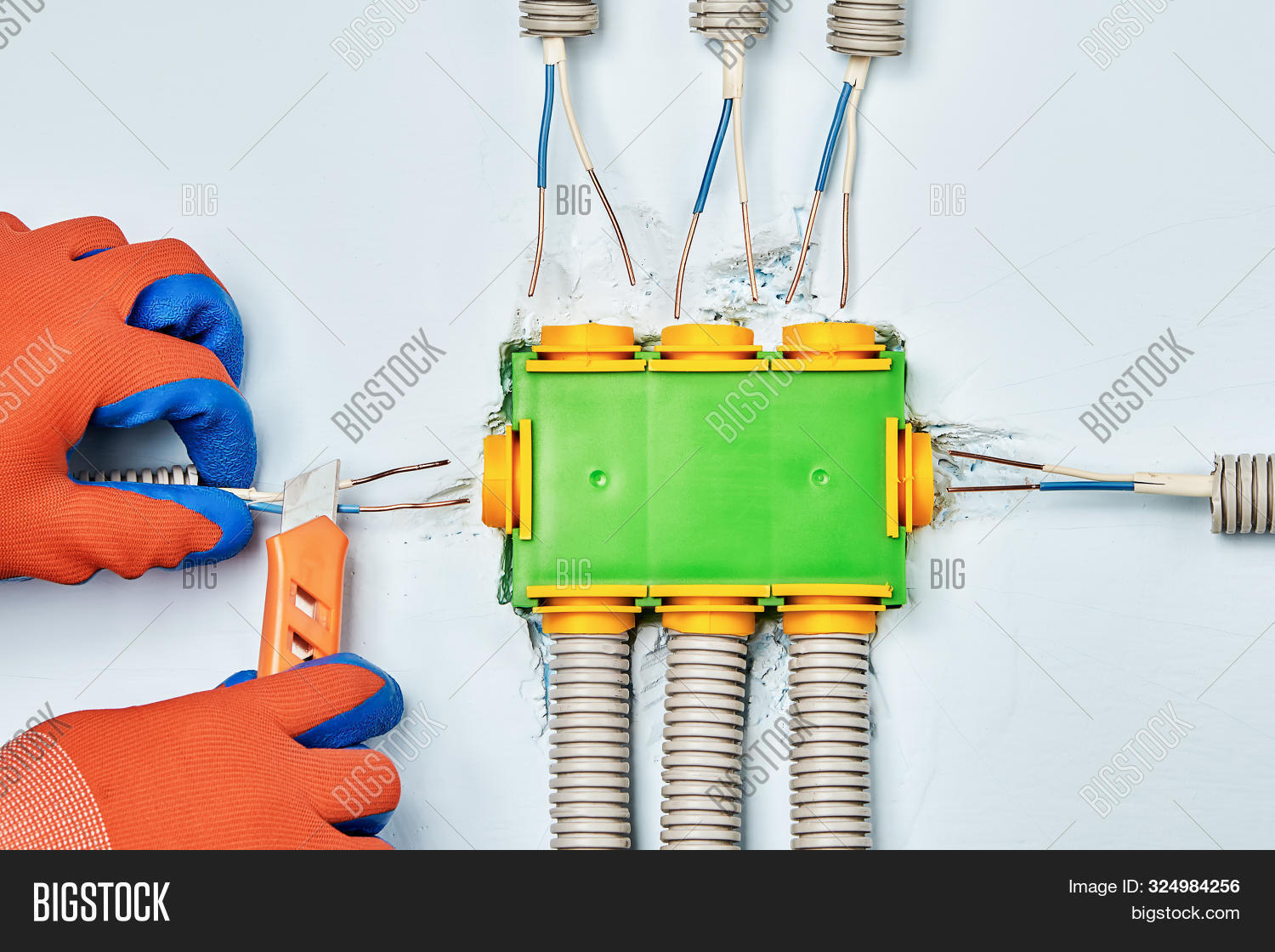 Residential Electrical Image & Photo (Free Trial) | Bigstock on