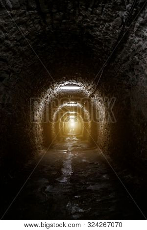 A Light In The End Of A Tunnel.