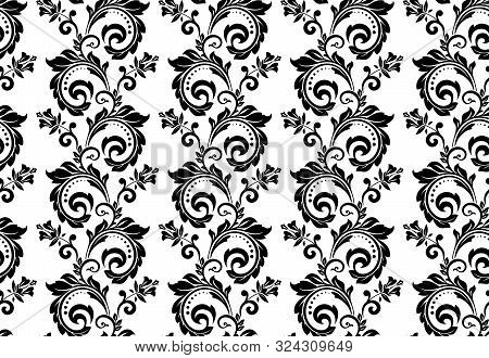 Wallpaper Style Vector Photo Free Trial Bigstock