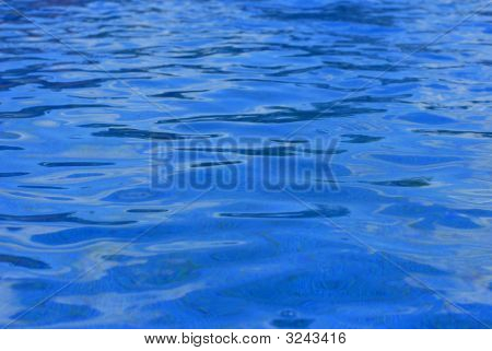 Just Blue Clean Water