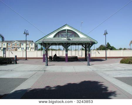 Hayward Amtrak Station