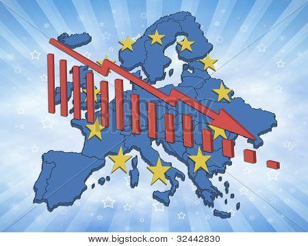 Europeiska nedgång