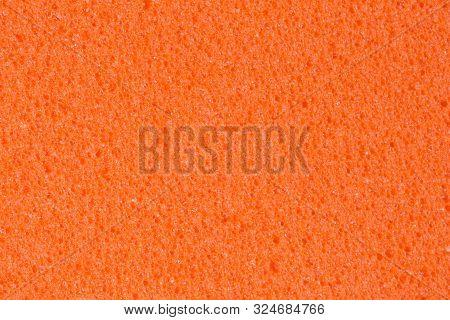 Saturated Peach Ethylene Vinyl Acetate Eva Texture.