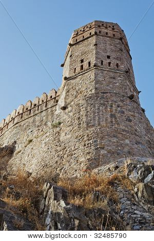 Rajasthan Kumbhalghar Fort Watch Tower