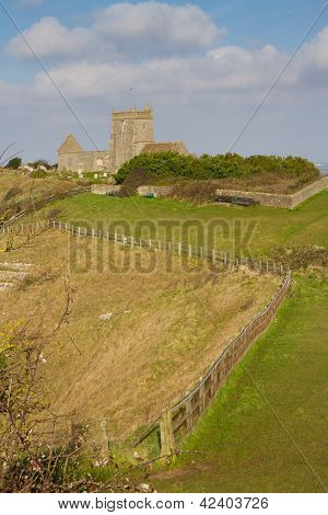 Uphill Church Weston-super-mare Somerset England