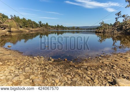 Photograph Of The Lagoon Near The Nepean River After Severe Flooding In Yarramundi Reserve In The Ha