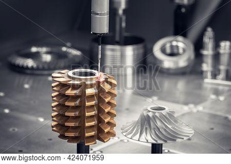 Quality Control On Milling Cnc Machine, Coordinate Measuring Machine, Quality Control Machine