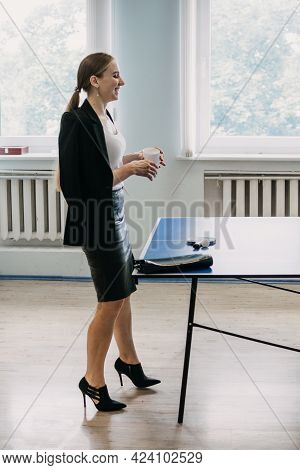 Lunch Break Leisure, Activities To Relieve Stress, Engaging Office Activities. Fun Office Games. Pin