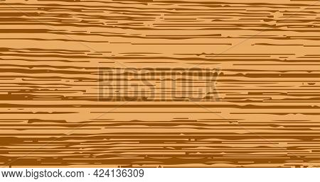 Grey Wood Plank Scratched Wood Boards. Wooden Texture Planks Style Old Panels. Vector Background Wit