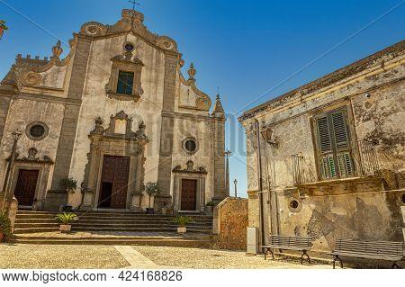 Ancient Sicilian Church