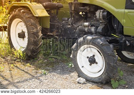 Shop For Tractors. Tractor For Small Jobs. Small Agricultural Machinery.