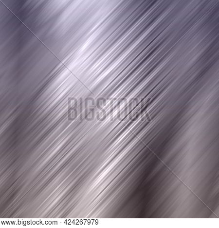 Abstract background with a brushed metal texture