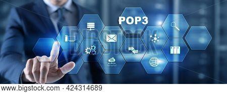 Pop3. Post Office Protocol Version 3. Standard Internet Protocol