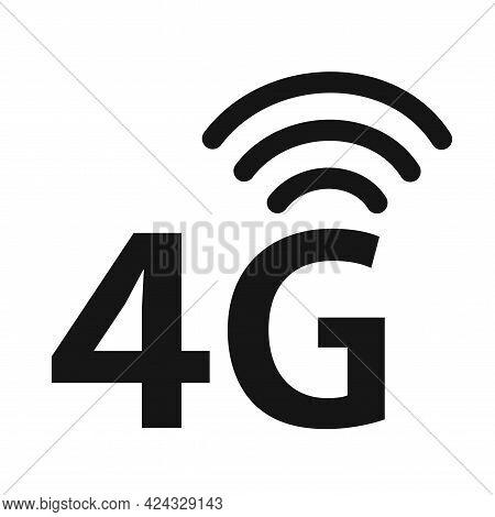 4g Network Technology Wireless Data Transmission, High-speed Internet.