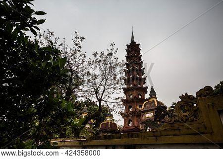 Tran Quoc In Hanoi Vietnam