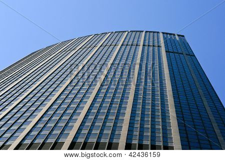 Montparnasse Tower Lower View