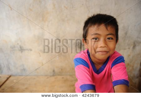 Poverty Child