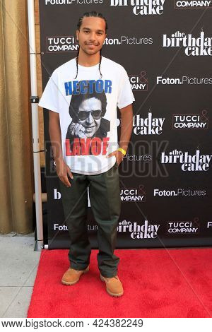 LOS ANGELES - JUN 16:  Tyler Dean Flores at The Birthday Cake LA Premiere at the Fine Arts Theater on June 16, 2021 in Beverly Hills, CA